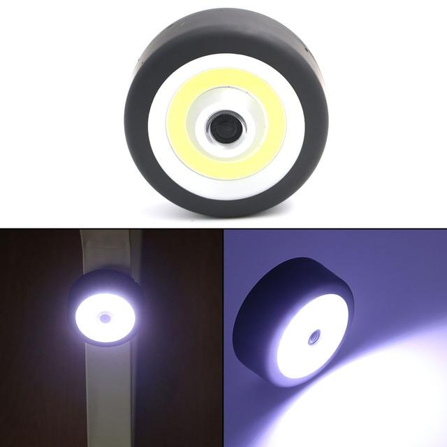 Mini Tasche Tragbare Helle LED Leichte Laternen Licht Für Wandern Camping Angeln Notfälle Stromausfälle Magnet Hängelampe