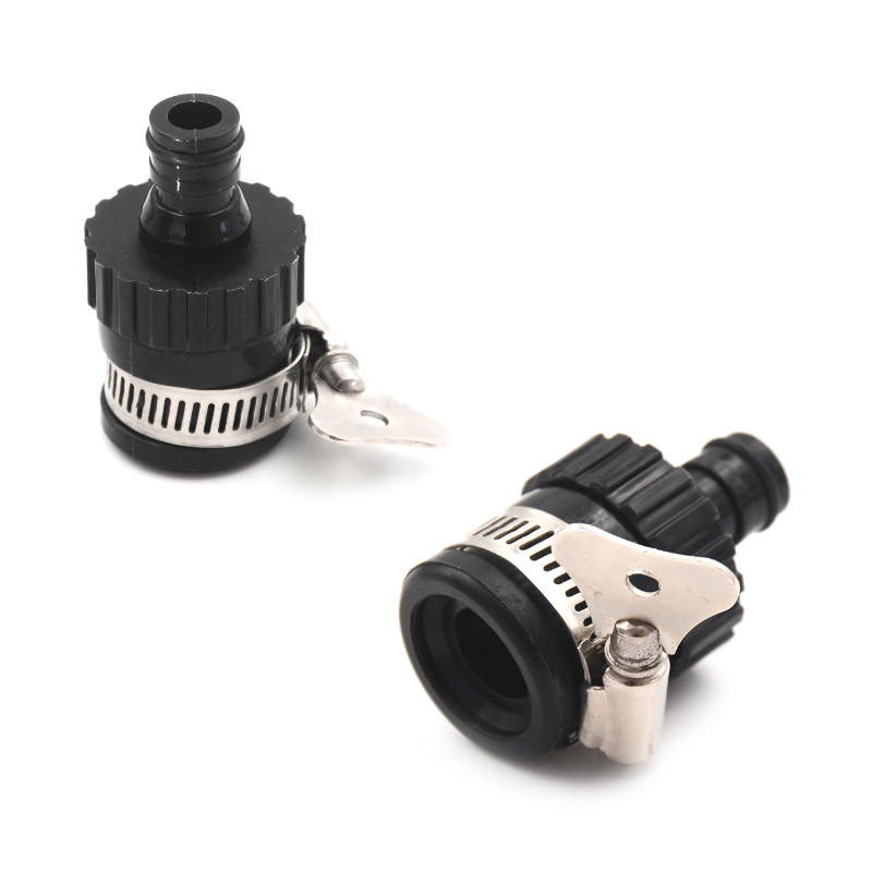 Garden Water Hose Tap Connectors Universal Adapter Faucet For Shower Irrigation Watering Fitting Pipe For 14-20mm Tap