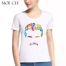 Freddie Mercury Letter Design Women T Shirt Queen Band Fans T Shirt High Quality Summer Sleeve Teenages Tee Shirt Homme L9-P-1