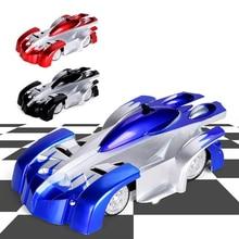 Скалолазание на стену автомобиля пульт дистанционного управления анти гравитационный потолок гоночный автомобиль электрический машина авто автомобиль для детской игрушки подарок Dropship
