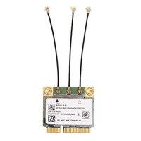 Dual Band 1300Mbps Wireless Mini PCI E Wifi Card For Broadcom BCM94360HMB AzureWave AW CB160H Bluetooth