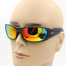 Daisy C6 Brand  lens Tactical Glasses Shooting Airsoft Goggles Sport Sunglasses Men Polarized Motorcycle Cycling Eyewear