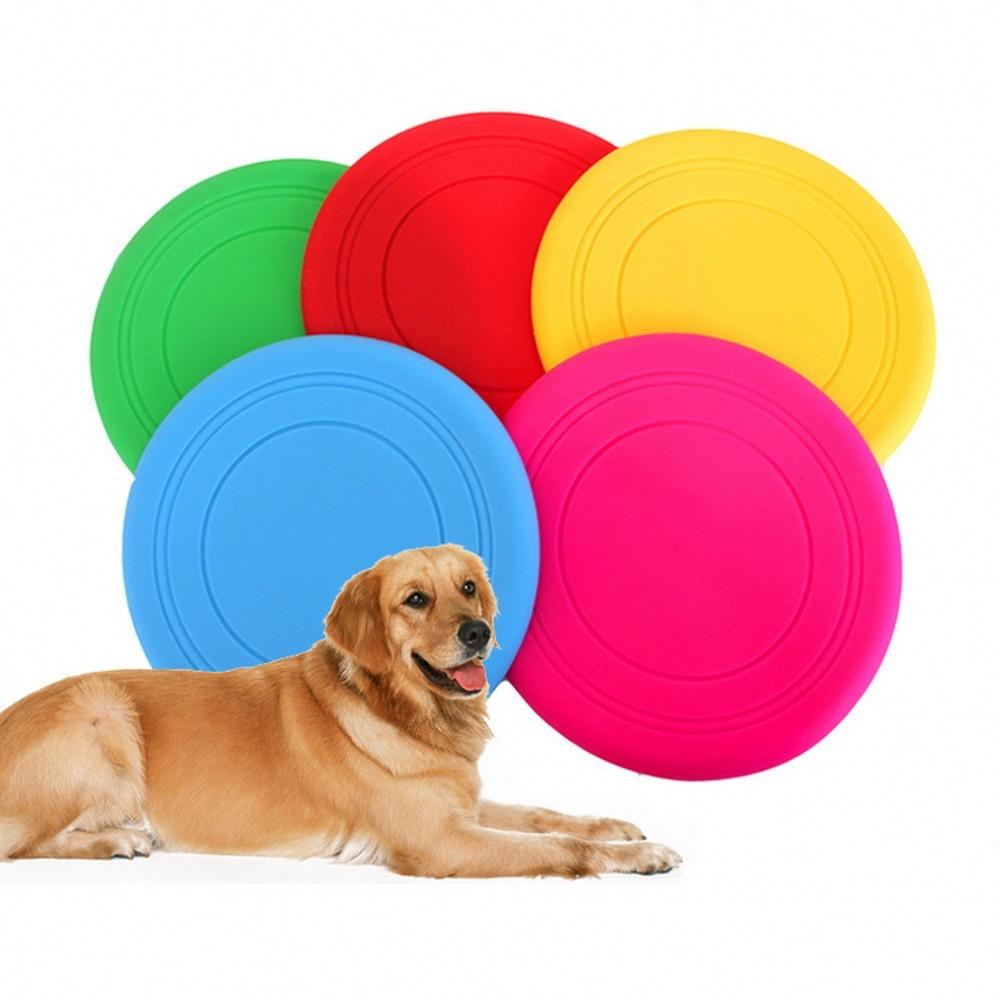 Pet Dog Training Toys Flying Disc Outdoor Toys Large Pet ...