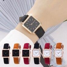 Women Watches 2019 Luxury Brand Simple Gold Quartz Watch Women Fashion Casual Leather Wrist Watch Female Clock Relogio Feminino цена и фото