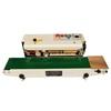 Free Shipping FR 770 Continuous Film Sealing Machine Plastic Bag Package Machine Band Sealer Horizontal Heating