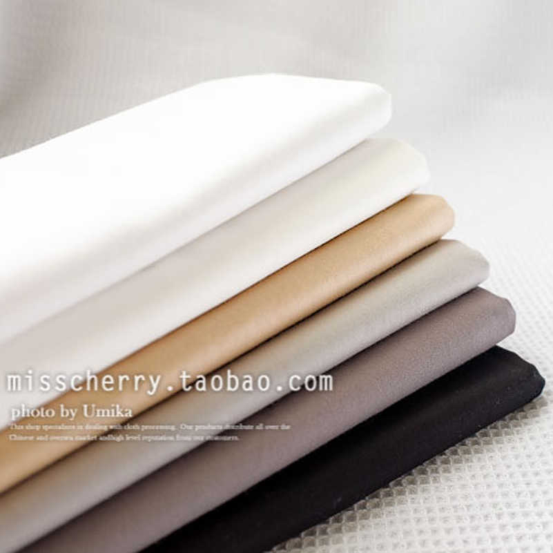 160x50cm black white meters grey pure color cloth 6pcs 50x48cm pigment cotton stripe 100% slanting bedding handmade diy 200g/m