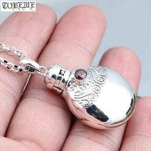 925 gümüş tibet kutusu kolye vintage gümüş tibet Gau kolye budist namaz kutusu kolye tibet şişe muska