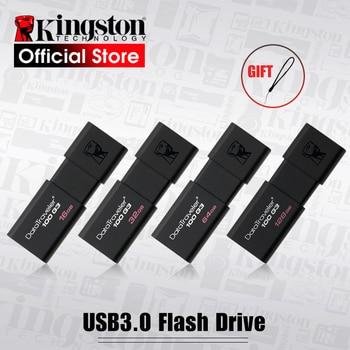 Kingston USB Flash Drives USB3.0 DataTraveler 100 G3 Flash Disk 16GB/32GB/64GB lukmall iphone case