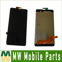 1pcs Lot For BQ BQS 5065 BQS 5065 Choice LCD Display Touch Screen Digitizer Black Color