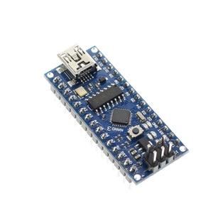 Image 4 - 1PCS מיני USB עם מנהל האתחול ננו 3.0 בקר תואם לarduino CH340 USB נהג 16Mhz ננו V3.0 atmega328