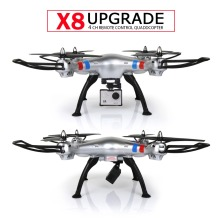 SYMA Explorers 6 Axis 4CH RC Drone Quadcopter X8G X8W X8 FPV With 4K Full HD Camera