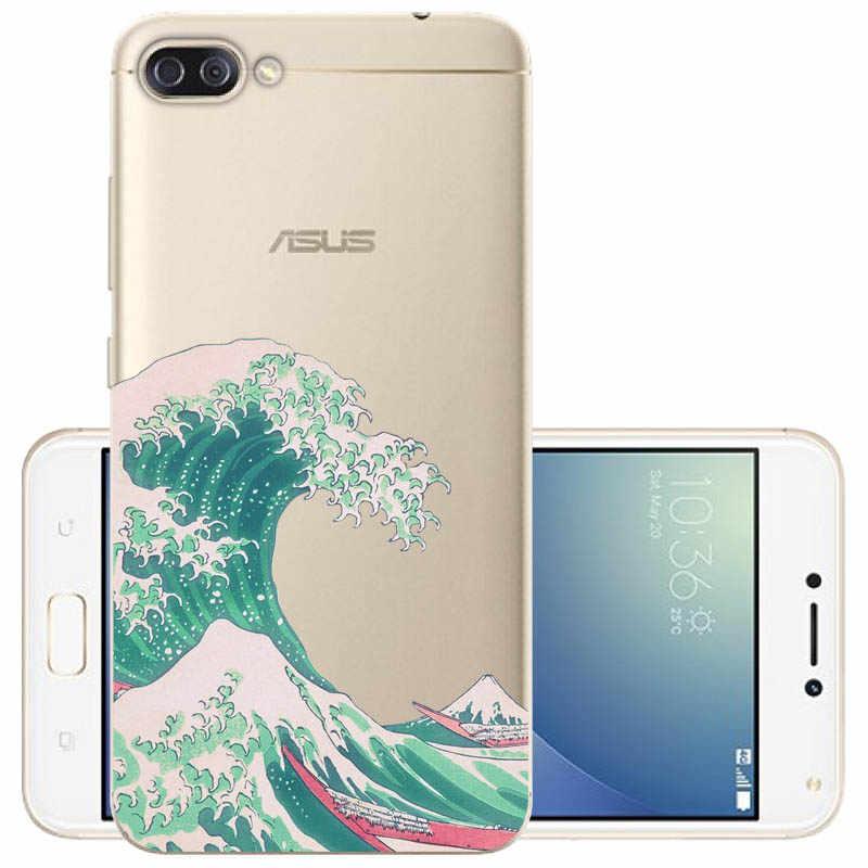 Miękkie etui na ASUS Zenfone 4 Max ZC520KL przypadku TPU miękkiego silikonu pokrowiec na telefon etui na ASUS Zenfone 4 Max ZC520KL przypadkach