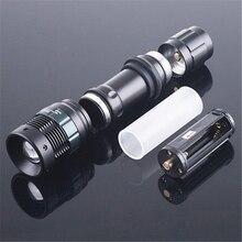 Бренд LED открытый Факел Led света linternas Фонарик Увеличить Свет Лампы 2000 Люмен Масштабируемые XM-L Q5