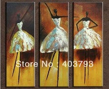 MODERN ABSTRACT HUGE WALL ART OIL PAINTING ON CANVAS  abstract princess painting for decoration no frame free shipping