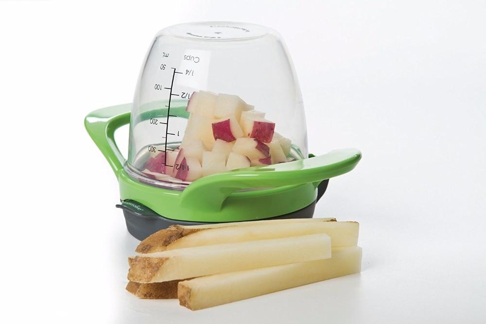 2017 new onion slicer dicer apple chopper potato cuber