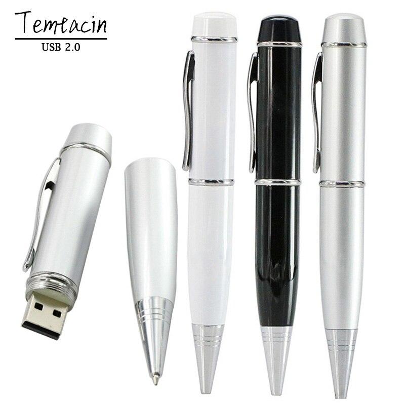 MagiDeal USB Thumb Drive 3 in 1 USB Memory Stick Laser Pointer Ballpoint Pen