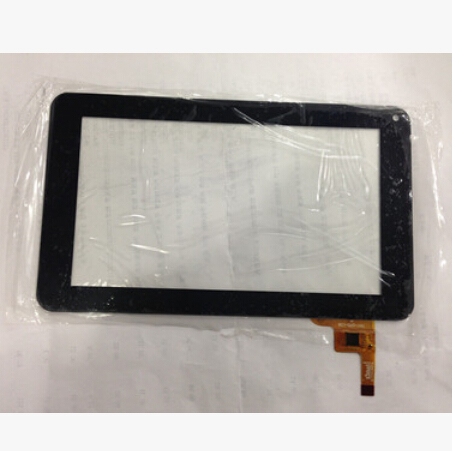 New 12pins Capacitive touch screen panel Digitizer Glass Sensor For 7 Dicra tab710 Tab 710 Tablet Free Shipping witblue new touch screen for 9 7 archos 97 carbon tablet touch panel digitizer glass sensor replacement free shipping
