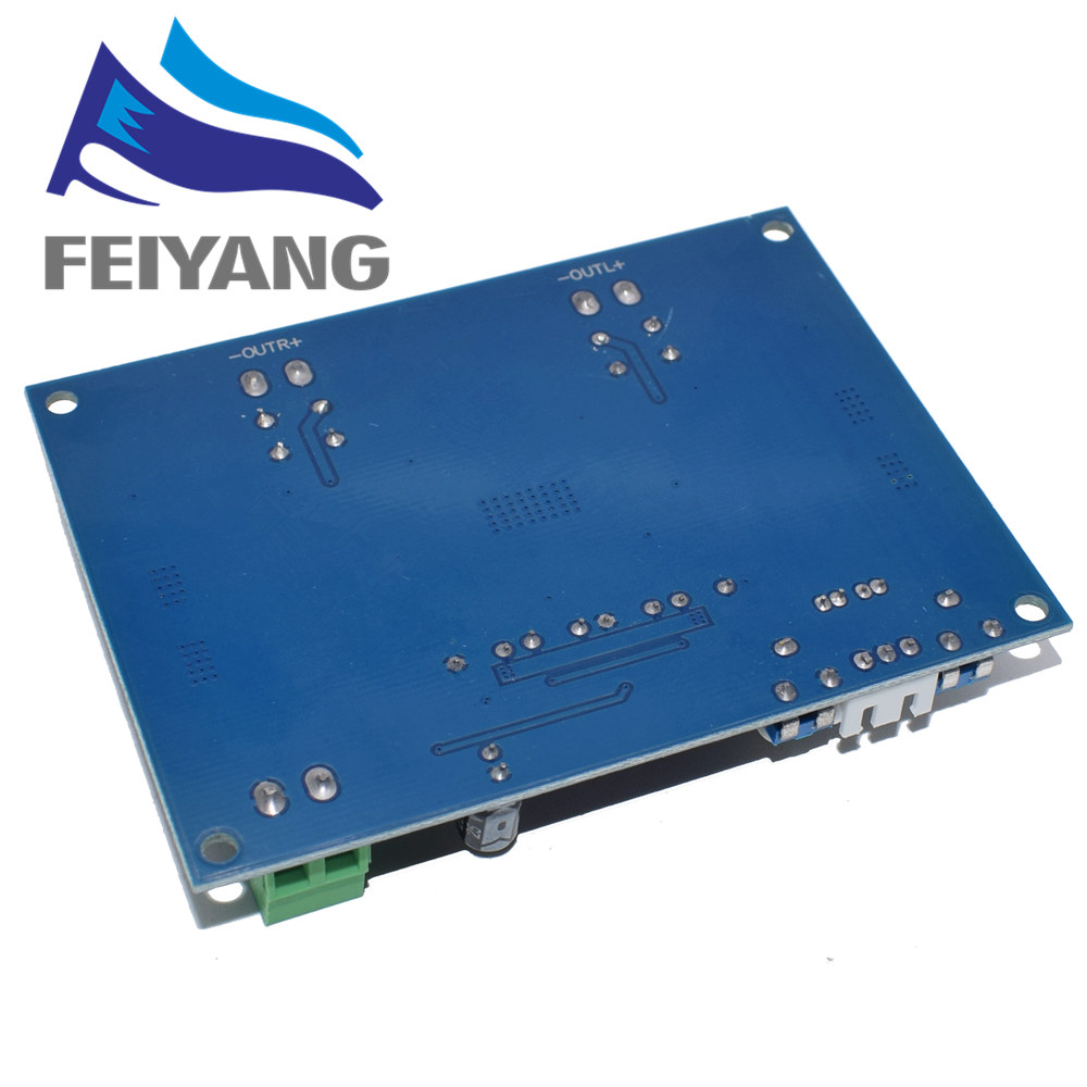 10pcs TPA3116D2 Dual-channel Stereo High Power Digital Audio Power Amplifier Board 2*120W