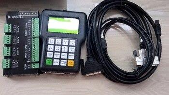 Бесплатная доставка оригинальный richaito DSP A11S или A11E контроллер для ЧПУ 3-осевой ЧПУ маршрутизатор система управления