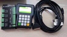 משלוח חינם מקורי Richauto DSP A11S או A11E בקר עבור CNC נתב 3 ציר cnc נתב בקרת מערכת