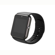 ZAOYIMALL Bluetooth smart watch GT08 wearable devices Sync Notifier support SIM TF Card for iphone Android Phone pk u8 dz09 kw18