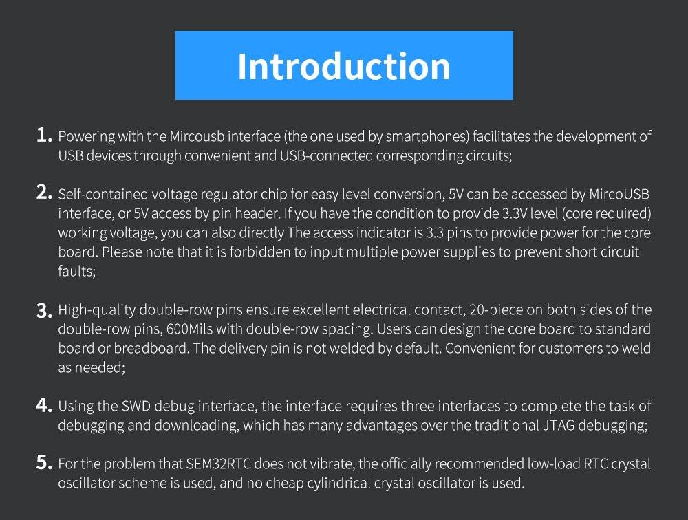 Darmowa wysyłka STM32F103C8T6 ARM STM32 minimalna systemowa płyta modułu rozwojowego dla arduino 32F103C8T6 8