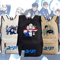 YURI on ICE Cartoon Schoolbag Victor Nikiforov Yuri Plisetsky Cosplay Oxford Backpack Students Laptop Travel Shoulder Bags