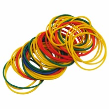 Tattoo Accessories 50pc Colorful Elastic Bands For Tattoo Gun Machine Supplies Needles Tools Permanent Makesup