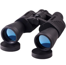 7X50 HD Zoom Ring Portable Binoculars Telescope Optical Outdoor Sport  Binoculars Anti-fog Night Vision Hunting Equipment