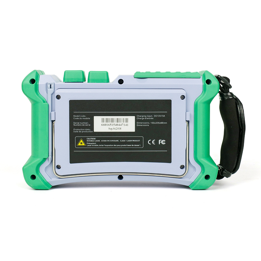 Image 5 - KomShine QX50 P2 1310/1550/1625nm, 32/30/28dB Fiber Optic PON OTDR Similar to JDSU OTDR EXFO OTDR-in Fiber Optic Equipments from Cellphones & Telecommunications