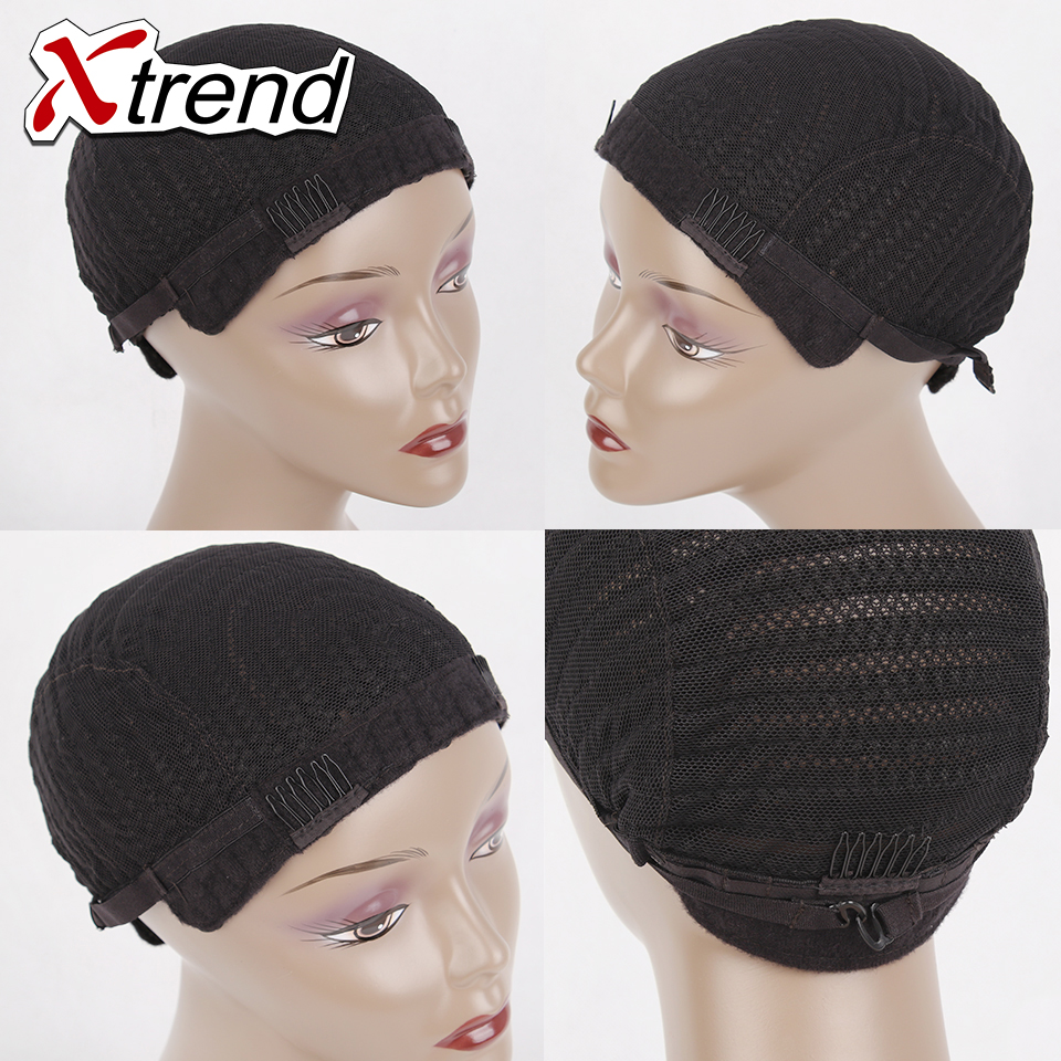 Helpful 1-10pcs Xtrend Glueless Hair Net Wig Liner Cheap Wig Caps For Making Wigs Spandex Net Elastic Dome Wig Cap Excellent Quality Hair Extensions & Wigs