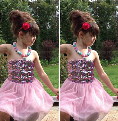 8e60b5e2f NEW Kid Toddler Baby Girl Clothes Sequins Fancy Tutu Dress Party Dress  Princess-in Dresses from Mother & Kids on Aliexpress.com | Alibaba Group