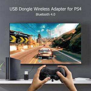 Image 3 - 3.5mm Bluetooth Dongle USB 4.0 Adapter Receiver For PS4 Playstation 4 Controller Gamepad Console Games Accessories
