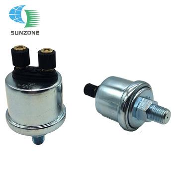 Części silnika 1 8 NPT 10 MM rozmiar śruby VDO czujnik ciśnienia oleju 0-10 Bar z alarmem tanie i dobre opinie SUNZONE Oil Pressure Sensor 10mm 0-10bar 1 year VDO oil pressure Sensor 0 15kg CE ISO9001 0 8+ -0 3bar