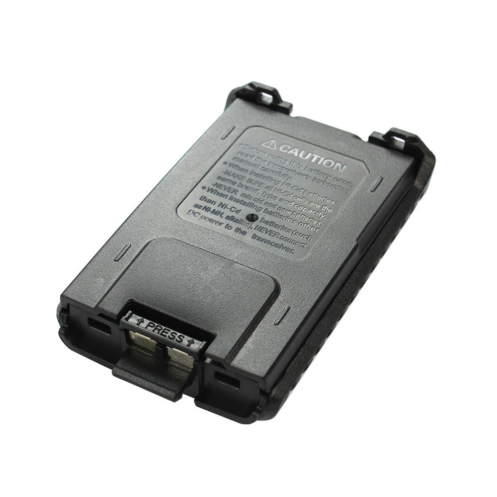 Walkie Talkie Battery Case Shell Box For Baofeng BF-UV5R BF-H8  UV5R TYT TH-F8 Two Way Radio Accessories