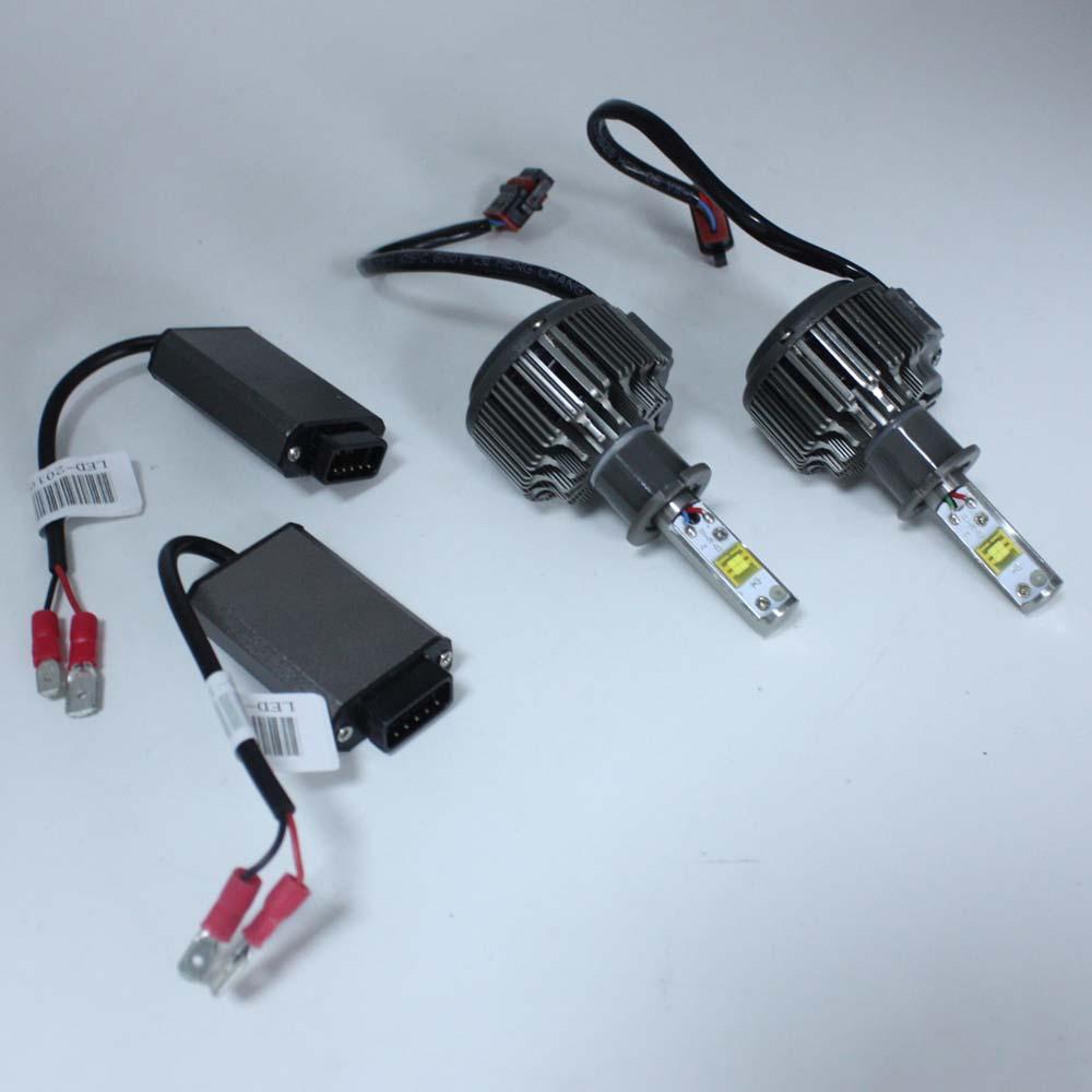 XIANGSHANG H3 LED light 40W 4800LM 6000K Car Led Fog Light DRL Low ...