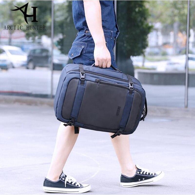 Sac à dos sacs voyage chasseur sac à dos hommes multifonctionnel étanche ordinateur portable anti-vol sac à dos hommes sacs d'affaires sac à dos