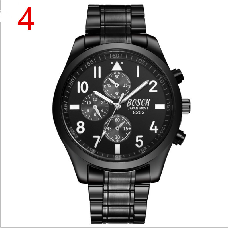 new men quartz watch, high-quality outdoor sports men's wristwatch strap, fashion business9 watch, .