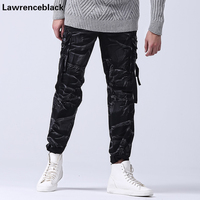 Baggy Cargo Pants Men Tactical Military Camouflage Hunt Pants Man Army Overalls Cargo Pant Male Fashion