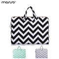 Mosiso Chevron 11.6 13.3 15.6 polegada Laptop Notebook Bolsa de Ombro Mensageiro caso bolsa para macbook pro air 11 12 13 15 asus hp