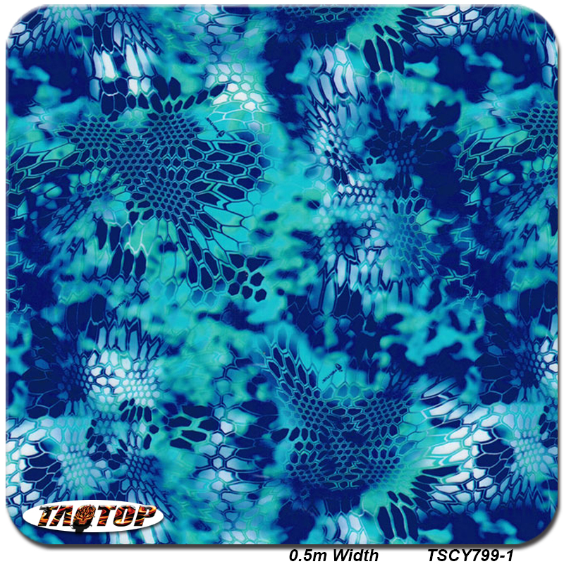 ITAATOP TSCY799-1  0.5m 2m Cartoon Star New Pattern Film Liquid Image Film Patterns Water Transfer Printing Film
