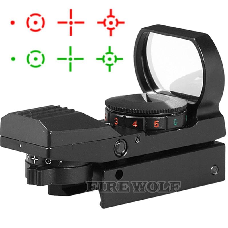 Taktische Optical Sight 2,5-7x28 Zielfernrohr Absehen Optical Sight ...