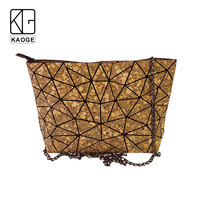 KAOGE Vegan Natural cork bag women Handmade female luxury handbags women bags designer crossbody bags for women bao