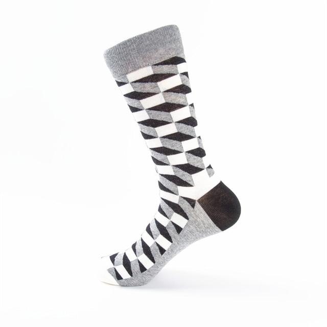 1803 GY Cotton Socks