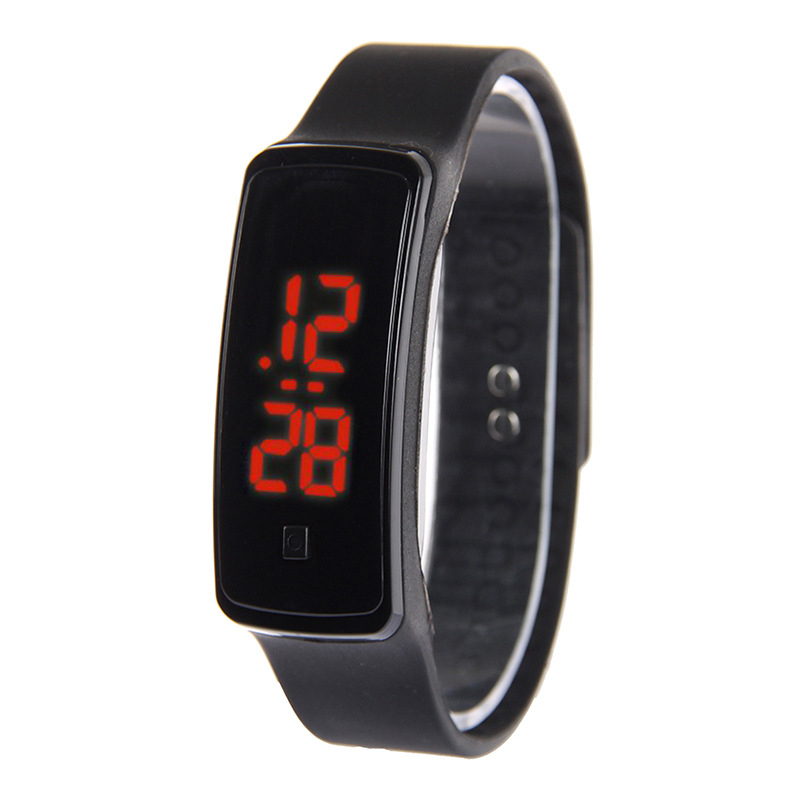 BXboxue márka Digitális Watch férfiak alkalmi szabadtéri sportok - Férfi órák