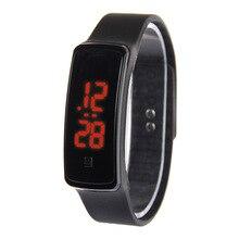 BXboxue brändi digitaalne käekell meestel vabaaja sport silikoon käevõru LED vaadata naiste moe käekell Relogio kellad