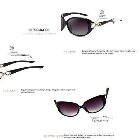 AEVOGUE Polarized Sunglasses Women Oversize Vintage Shield Frame Classic Brand Designer Sun Glasses UV400 AE0691 Multan