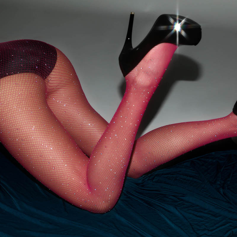 Sunny Hirigin 2019 Classic Hottest Sheer Sexy Shiny Glossy Stocking Autumn & Winter Womens Oil Shine Pantyhose Glitter Tights Women's Socks & Hosiery