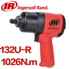 Chave de impacto pneumática IR132U-R polegadas, ferramenta de manutenção do veículo para professiona, 132u-g, chave pneumática industrial