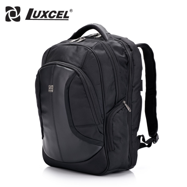 79d590d183 Luxcel Polo King Mochilas Para Notebook Men Laptop Backpack Mochila  Masculina 15 inch Fast Pass Function